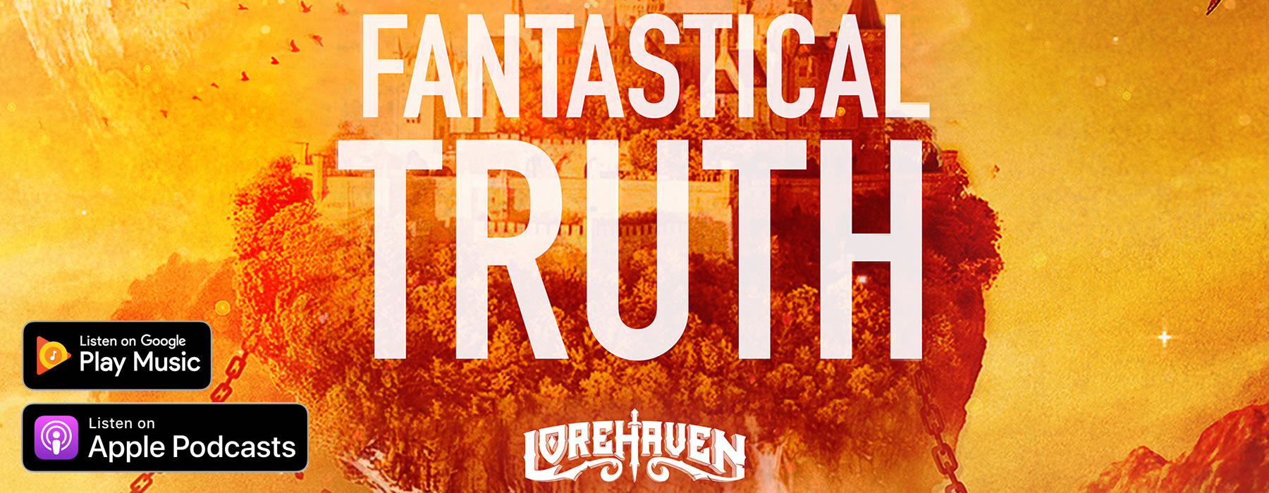 Fantastical Truth, banner
