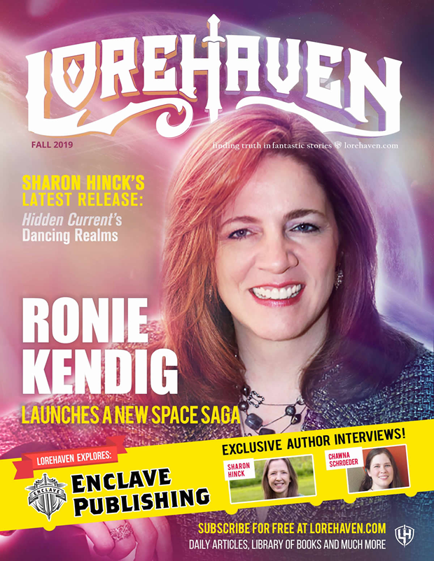 Lorehaven, fall 2019 issue
