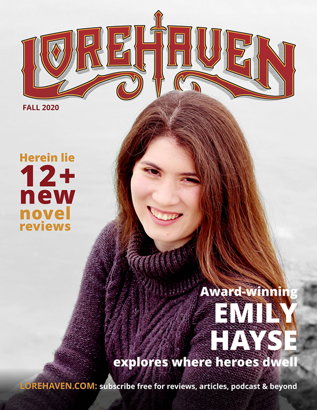 Lorehaven magazine, fall 2020