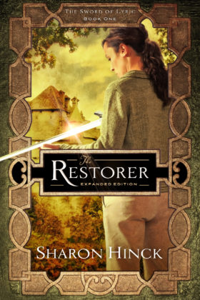 The Restorer: Expanded Edition by Sharon Hinck