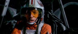 Star Wars Episode IV: Luke Skywalker in X-wing