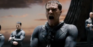 """General Zod: """"I will find him!"""""""