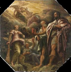 Tintoretto Allegory