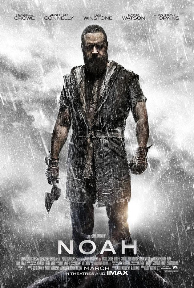 Russell Crowe in Noah (2014).
