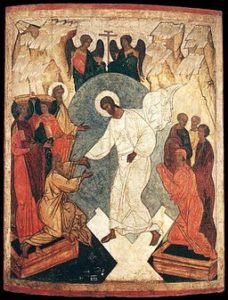 Resurrection of Christ and the Harrowing of Hell