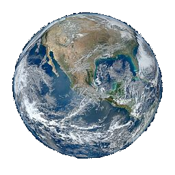 The Blue Marble - Earth