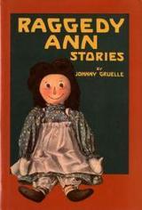 Johnny Gruelle's first Raggedy Ann book