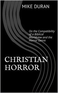 Christian Horror cover