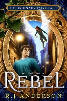 Rebel by R. J. Anderson