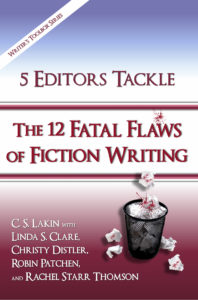 The 12 Fatal Flaws of Fiction Writing