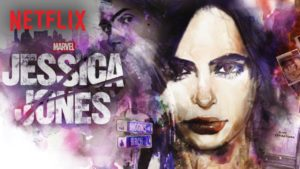 "Marvel's ""Jessica Jones"" miniseries on Netflix"