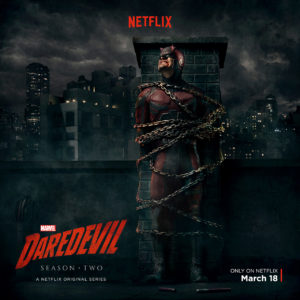 Marvel's Daredevil season 2 is available March 19, 2016 on Netflix.