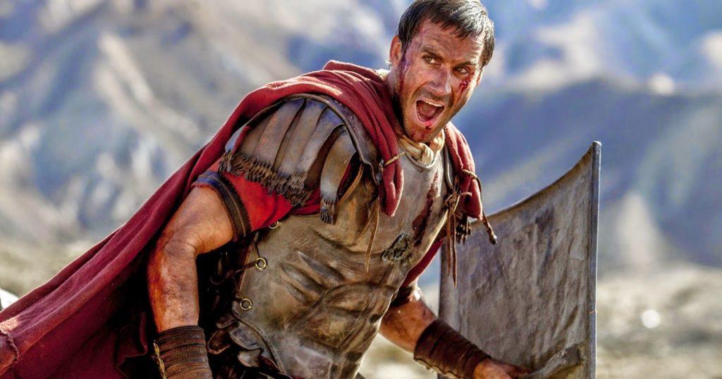 """Joseph Fiennes portrays Roban tribune Clavius in """"Risen."""""""