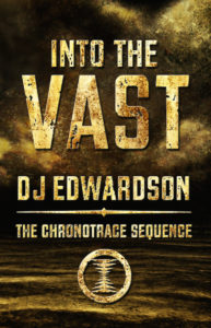 Into the Vast by D.J. Edwardson