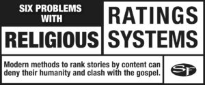 Six Problems with Religious Rating Sytems
