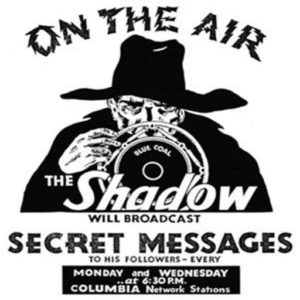 The Shadow, radio drama