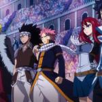 An Anime Newbie Joins Fairy Tail: Gospel Response