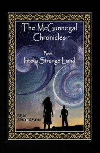 Into a Strange Land, Ben Anderson