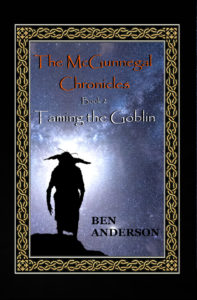 Taming the Goblin, Ben Anderson