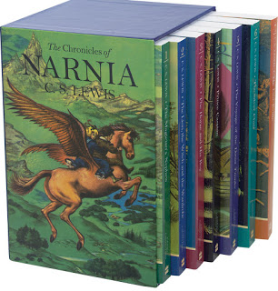 The Chronicles of Narnia box set, C. S. Lewis