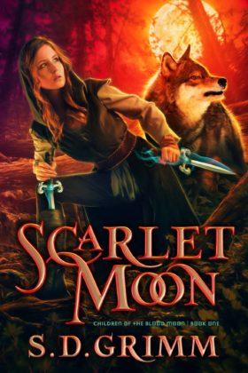 Scarlet Moon, S.D. Grimm