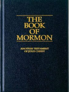 Book of Mormon cover