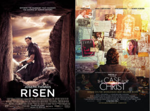Great Christian movies: Risen and The Case for Christ