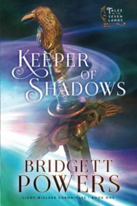 Keeper of Shadows, Bridgett Powers