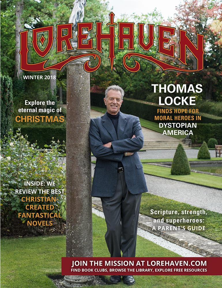 Lorehaven Magazine, winter 2018