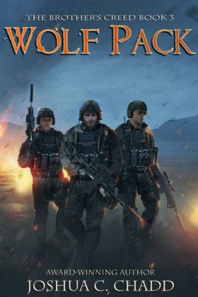 Wolf Pack, Joshua C. Chadd