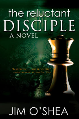 The Reluctant Disciple, Jim O'Shea