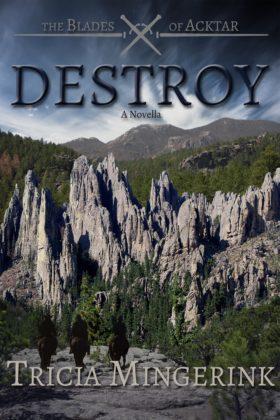 Destroy, Tricia Mingerink