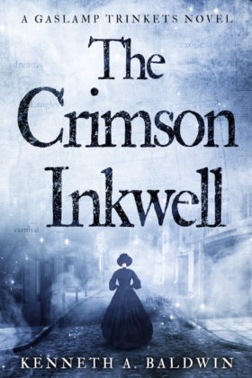 The Crimson Inkwell, Kenneth A. Baldwin