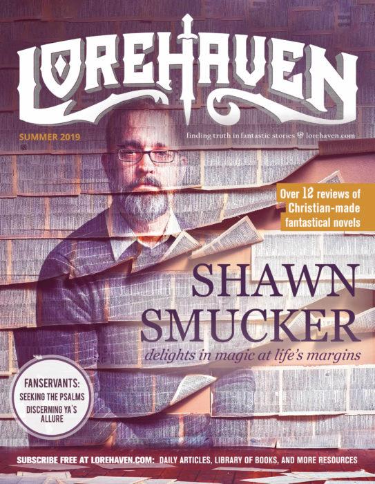 Lorehaven, fall 2019