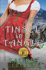 Tinsel in a Tangle, Laurie Germaine