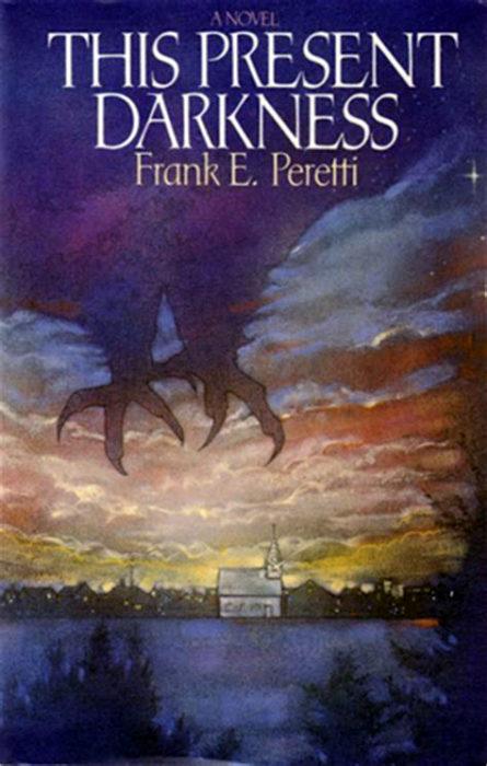This Present Darkness, Frank E. Peretti (1986 edition)
