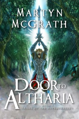 Door to Altharia, Martyn McGrath