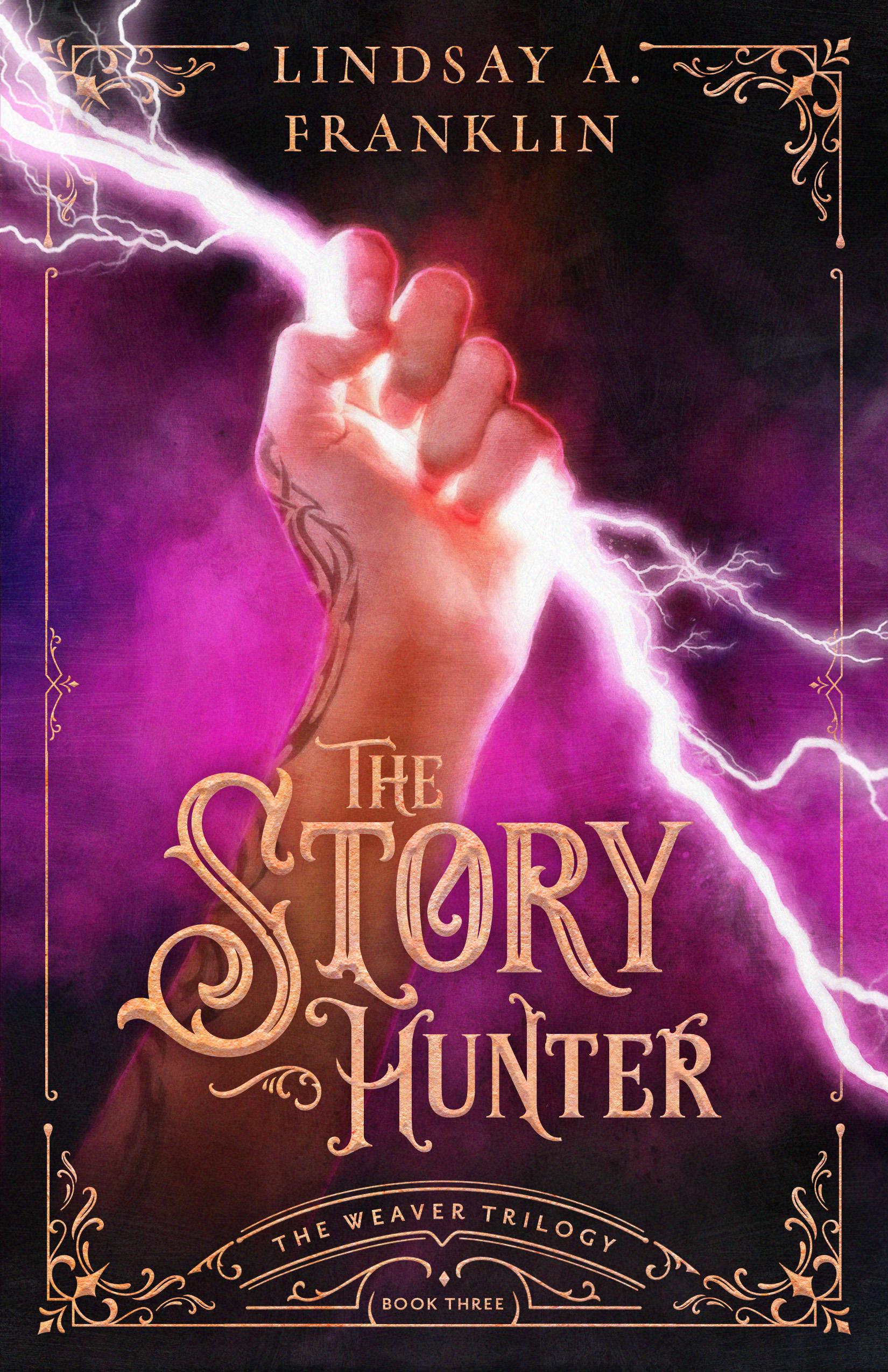 The Story Hunter, Lindsay A. Franklin