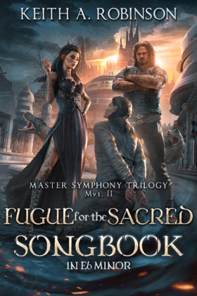Fugure for the Sacred Songbook, Keith A. Robinson