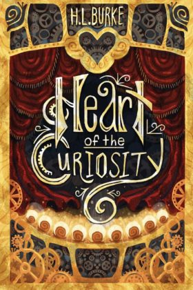 Heart of the Curiosity, H. L. Burke