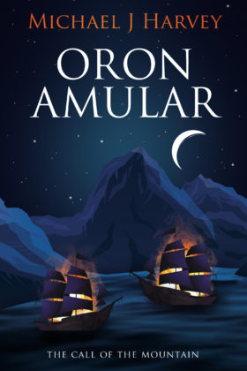 Oron Amular: Call of the Mountain, Michael J. Harvey