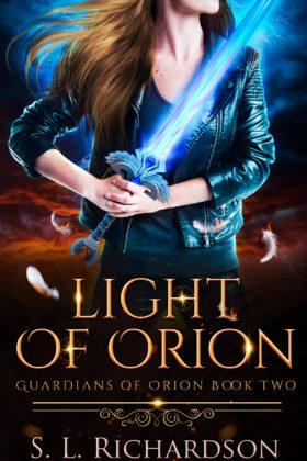 Light of Orion, S. L. Richardson