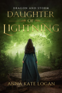 Daughter of Lightning, Anna Kate Logan