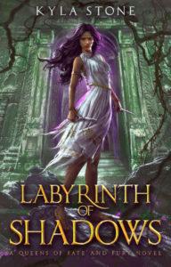 Labyrinth of Shadows, Kyla Stone