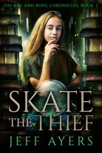Skate the Thief, Jeff Ayers
