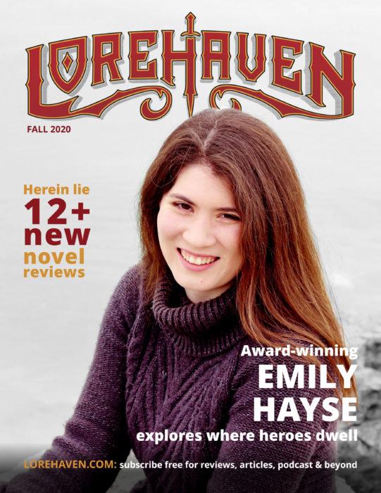 Lorehaven, fall 2020