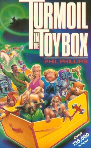 Turmoil in the Toy Box, Phil Phillips