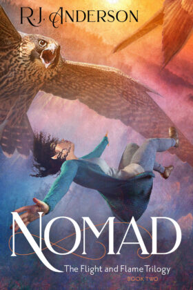 Nomad, R. J. Anderson