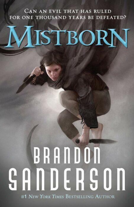 Mistborn, Brandon Sanderson