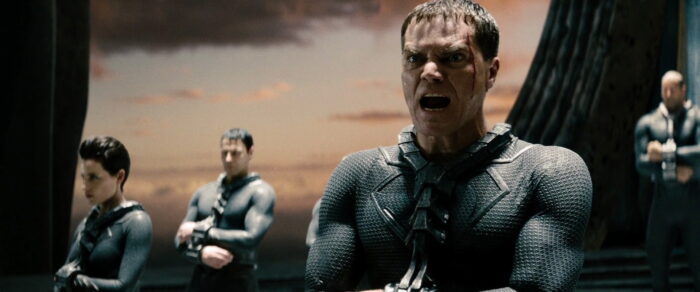 """I will find him!"" —General Zod (Michael Shannon) from ""Man of Steel"" (2013)"